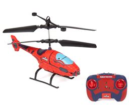 World Tech Toys Marvel Spider Man RC Helicopter IR Heli-S