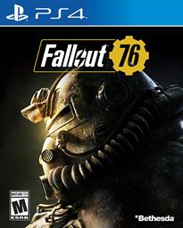 Playstation 4 Fallout 76  Standard Edition