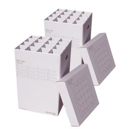 "AOS Office Rolling Storage File Manager 25-2PK Stores Rolled Items Up to 24"" in Length"