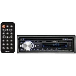 SOUNDSTORM SDC24USA Single-DIN In-Dash CD AM/FM Receiver (Without Bluetooth(R)) electronic consumer