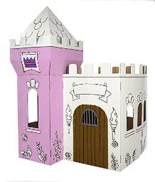 Box Creations Corrugated Castle Markers Included
