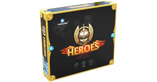 Heroes: Gods Play Card Board Game What made you clothe the Earth in this chaos Oh masters asked the sage of the Gods And the wind blew . Only from the sky distant cries of birds were heard . and the voice sounded like thunder out of the blue sky . Boredom . - with a laugh broke the answer. Collect battle cards cast magic find beatdown strategies. Counter your friends and even your grandma in the new strategy board game. Heroes: Gods play. Get you Heroes: Gods play now! Exclusively on  get your discounted game now! board games for kids 10 and up board games for families kids board games board games for kids 7 and up board games for adults board games for kids board games for teens adult board games war board games word board games fun board games family board games board games under 10 popular board games cooperative board games classic board games childrens board games cheap board games board games 8 and up mini board games educational board games easy board games board games kids board games 2017 board games 2018 roleplaying board games board games on sale board games adult top rated board games travel board games 2 person board games 2player board games two player board games top board games teen board games vintage board games board games 7 and up kid board games 7 and up superhero board games best kids board games best board games best adult board games best family board games boys board games