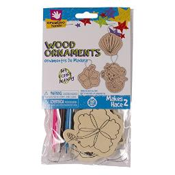 creative Hands Wooden Activity Kit Mermaid Tales 3pc Arts and craft, 3 count