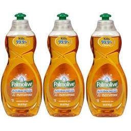 Palmolive Antibacterial Liquid and Hand Soap 10 Oz Pack of 3