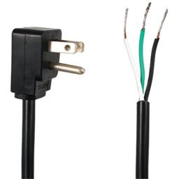 Certified Appliance 15-0336 Power Supply Cord, 8 Foot