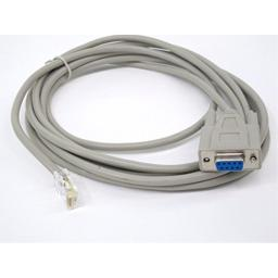 ADTRAN 1200881E1 CRAFT CABLE/CONSOLE CABLE - DB-9 TO RJ45 10FT GREY/ 1 YEAR WARRANTY