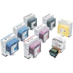 Canon BCI-1421PC Ink Tank for Wide Format Inkjet Printers, 330 mL, Photo Cyan