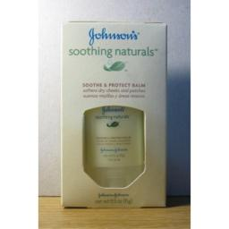 Johnson's Soothe & Protect Balm - Fragrance Free - 0.5 oz