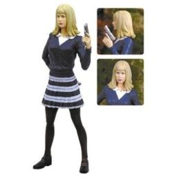 "Buffy: ""Welcome to the Hellmouth"" Schoolgirl Darla Action Figure"