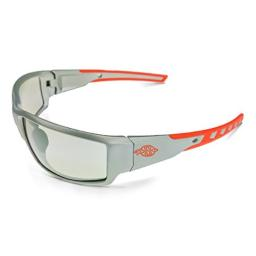 Cumulus Indoor/Outdoor Mirror and Silver Frame Safety Glasses