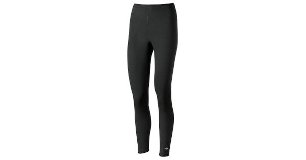 Duofold Women's Heavy Weight Double Layer Thermal Leggings,, Black, Size X-Large
