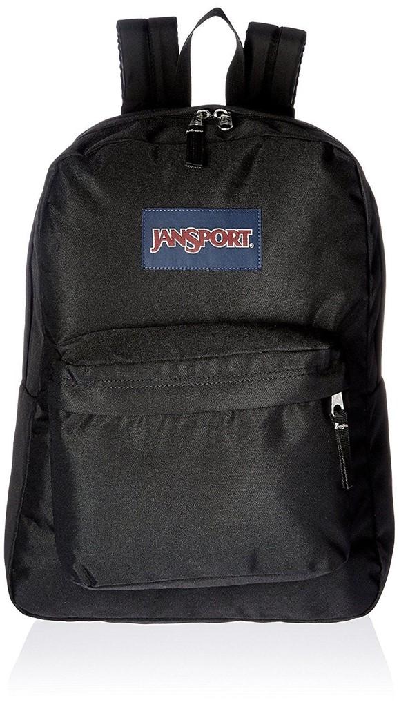 great fit durable modeling latest discount Jansport Superbreak Backpack, Black