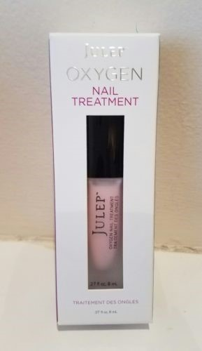 Julep Oxygen Nail Treatment .27 fl oz - Full Size - Sheer Pink -Brand New In Box 94090EAD1AB9E6A2