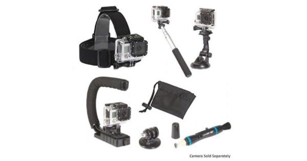 SUNPAK Action Camera Accessory List SUNPAK Action Camera Accessory List