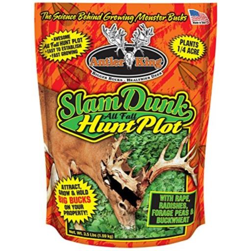 Antler King Slam Dunk Hunt Plot Attractant thumbnail