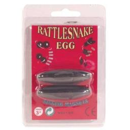 Buzzing Magnets Rattlesnake Eggs Chatters