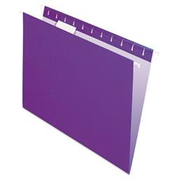 PFX81611 - Colored Hanging Folders