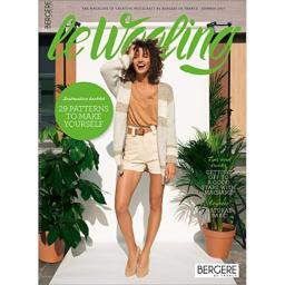 Bergere De France Le Wooling Magazine-issue #4