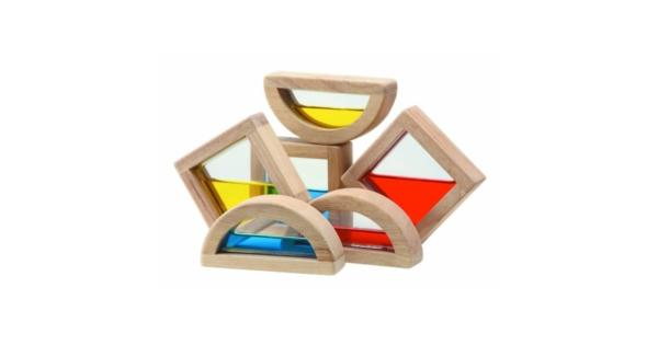 Plan Toy Water Blocks Durable Product