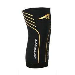 Affinity Copper Fusion Compression Knee Sleeve - Small