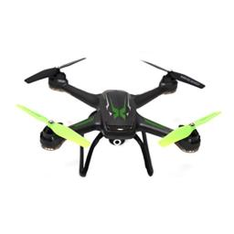Syma X54HW First Person View Wifi Quadcopter with Altitude Hold 2.4 Ghz Live Video Drone Black