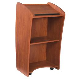 Oklahoma Sound Vision Lectern, Cherry