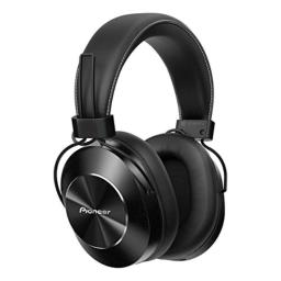 High Resolution Compatible Dynamic Sealed Bluetooth Headphone (Black) PIONEER