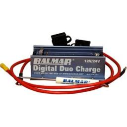 Balmar digital duo charge 12/24 volt w/ wires
