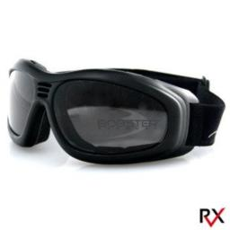 Bobster Touring II Motorcycle Goggles Smoke