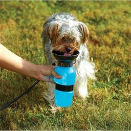 Pet Squeeze Water Bottle