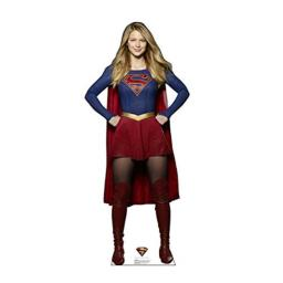 "Advanced Graphics Supergirl (TV Series) 68"" x 30"""