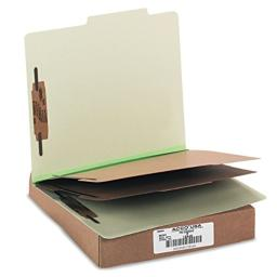ACC15046 - Pressboard Classification Folders