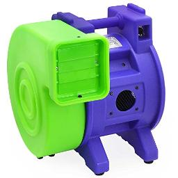 Cfm Pro Commercial Inflatable Bounce House Blower 2 Hp