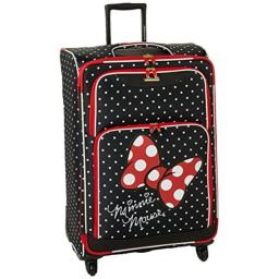 American Tourister 28 Inch, Minnie Mouse Red Bow