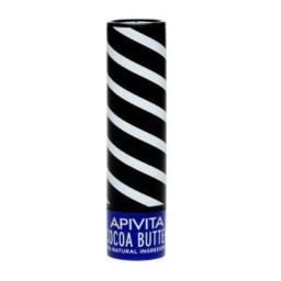 Apivita Lip Care with Cocoa Butter Spf20 (New Product, Released in 2017) - 4.4gr