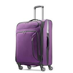 American Tourister 25 Spinner, Purple