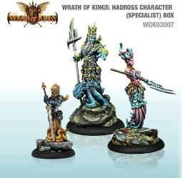 Wrath of Kings: House Hadross: Character Specialist Box