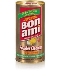 BON AMI America's Original Natural Home Cleaner Hypo-Allergenic