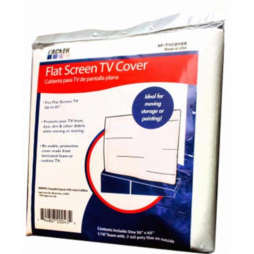 Schwarz Supply Source 215533 Flat Screen Television Cover