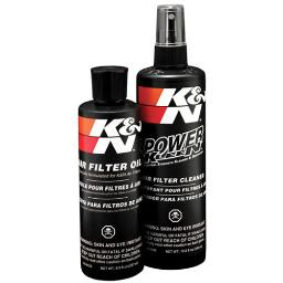 K&N 99-5050 Filter Care Service Kit - Squeeze 99-5050