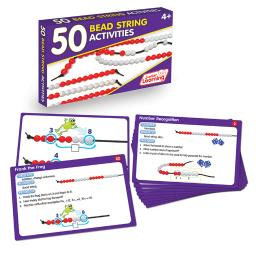 Junior learning 50 bead string activities 322