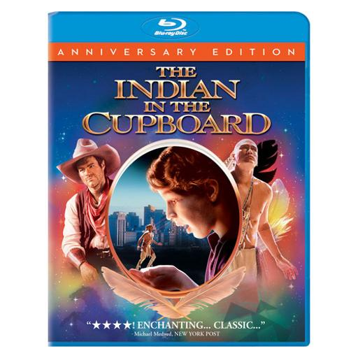 Indian in the cupboard-20th anniversary edition (blu-ray) PCG1SE4VV8IFB67Q