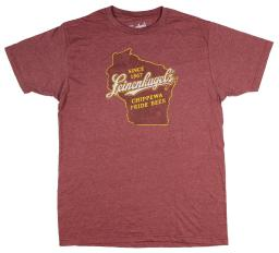 Leinenkugel Brewing Company Chippewa Pride Since 1867 T-Shirt