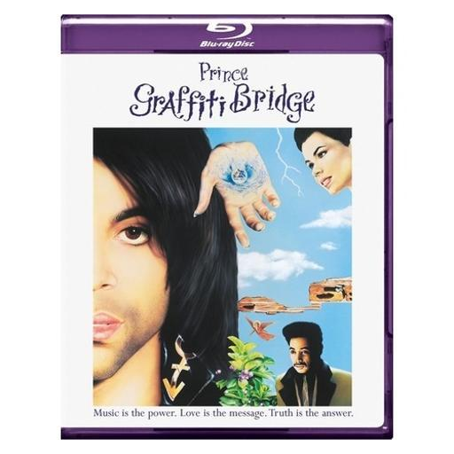 Graffiti bridge (blu-ray/prince commemorative) EAEUDNEGMNUTSMEP