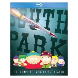 South park-21st season complete (blu-ray/2 disc) BR59196611