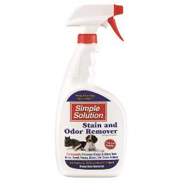 BRAMTON COMPANY SIMPLE SOLUTION PET STAIN & ODOR REMOVER 32 OZ 209962