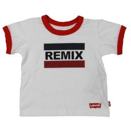 Levi's Remix Infant Crewneck Graphic T-Shirt