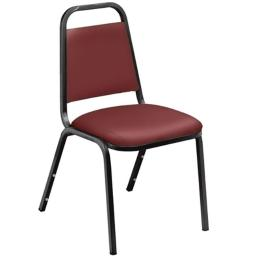 National Public Seating GL91B Back Replacement Glides for 9100 Stack Chairs, Black