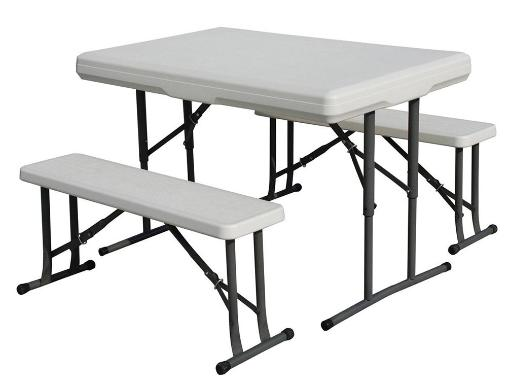 Stansport 616 stansport heavy duty picnic table and bench set