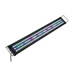 "Yescom 129 Multi-Color LED Aquarium Light Extendable Full Spectrum Lamp For 36""-43inches Fish Tank"